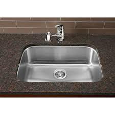 Ferguson Kitchen Sinks B441025 Stellar Stainless Steel Undermount Single Bowl Kitchen
