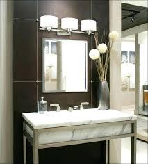 Bathroom Light Fixture Chrome Long Bathroom Light Size Of 6 Light 6 Light Bathroom Fixture