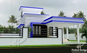 Square Feet To Square Meter 733 Sq Ft Home Designs U2013 Kerala Home Design