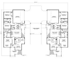 Multi Family Homes Floor Plans 34 Best Duplex Images On Pinterest Apartment Plans Family