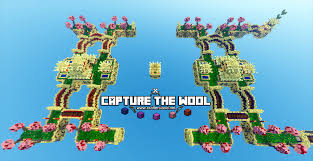 Minecraft Usa Map by Capture The Wool Custom Maps By Craftersland