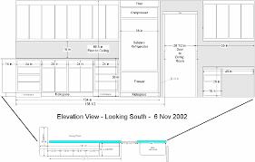 standard kitchen cabinet height design loccie better homes