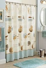 Seashell Curtains Bathroom 10 Summer Seashell Decor Ideas Seashell Bathroom Beach And