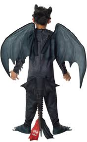 toothless costume how to your 2 fury toothless kids costume