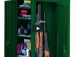 stack on double door gun cabinet stack on gcdg 924 10 gun double door steel security cabinet review