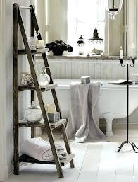 chic bathroom ideas shabby chic bathroom ideas shabby chic bathroom with ladder for