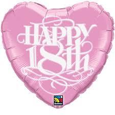 balloons for 18th birthday 18th jumbo size birthday balloons jumbo sise 18th birthday balloon