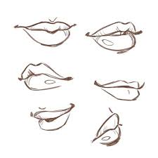 the 25 best drawing lips ideas on pinterest drawing techniques