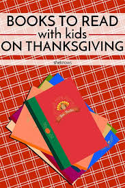 thanksgiving books roundup
