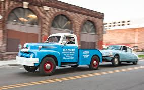 Old Ford Truck Motors - 1952 ford f3 3 4 ton heavy duty motor trend classic