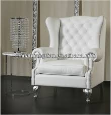 modern high back wing chair design hdl1414 buy modern high back