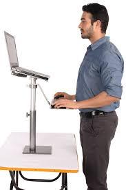 zen desk standing desk 2 0 an ergonomic height adjustable