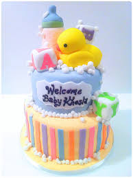 welcome baby home cake chérie kelly