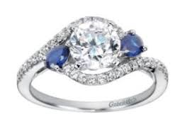 traditional engagement rings non traditional engagement rings freedman jewelers freedman
