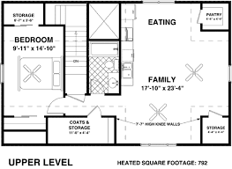 23 collection of 16 x 24 floor plans cabin ideas farmhouse style house plan 1 beds 1 baths 792 sq ft plan 56 575