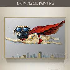 gta 5 boxer dog online buy wholesale dog man oil painting from china dog man oil