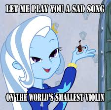 Trixie Meme - 358508 equestria girls female image macro look what trixie