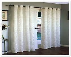 Curtains To Cover Sliding Glass Door Glass Door Curtains Bemine Co