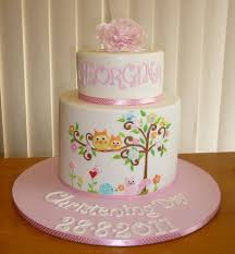 How To Decorate Christening Cake 85 Best Christening Cakes Images On Pinterest Biscuits