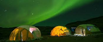 best place to view northern lights where to see northern lights better than in south greenland