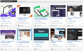 responsive design template 900 free responsive email templates to help you start with email