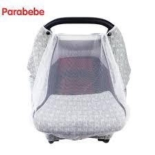 couverture siège auto bébé bébé de luxe siège de voiture couverture pour nouveau né maille