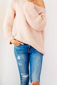 how to knit a sweater diy oversize knitted sweater craft diy free