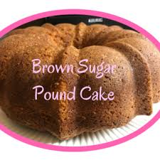 brown sugar pound cake life love and apple pie