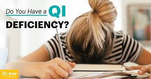 tired and stressed you may have a qi deficiency dr axe