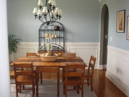 Chair Rail Color Combinations Dining Room Colors With Chair Rail Home Design Ideas
