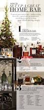 Home Bar Set by How To Set Up A Home Bar Pottery Barn