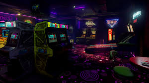 imagenes fotos retro new retro arcade neon review road to vr