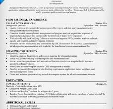 Federal Jobs Resume Examples by Fancy Inspiration Ideas Government Resume Examples 16 Government