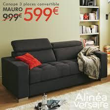 alinéa canapé canapé 3 places alinea sur iziva iziva com