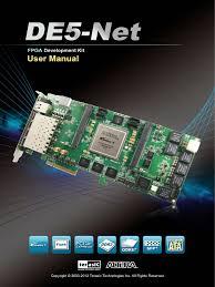de5 net user manual field programmable gate array input output