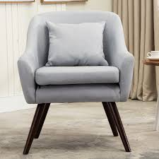 Modern Sofa Chair Mid Century Modern Style Armchair Sofa Chair Living Room Furniture