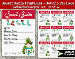 santa gift list christmas wish list santa list christmas kids