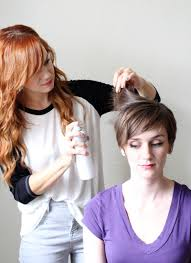 hair products for pixie cut 3 ways to style a pixie cut a beautiful mess