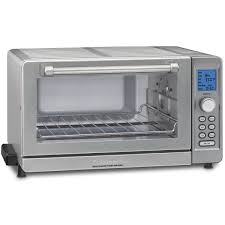 What To Use A Toaster Oven For Amazon Com Cuisinart Tob 135 Deluxe Convection Toaster Oven