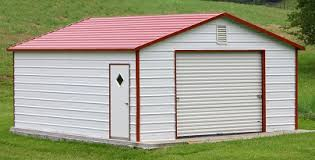 Small Metal Barns Prefab Steel Buildings Easy 24 7 Online Ordering Alan U0027s