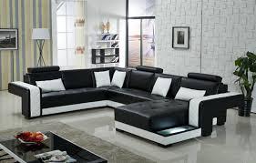 Online Get Cheap Black Modern Sofa Set Aliexpresscom Alibaba Group - Black modern living room sets