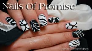 nail art black grey and white nail art ideas toe black white