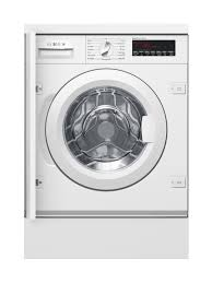bosch integrated 8kg 1400rpm washing machine white appliance