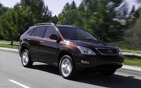 lexus rx 2008 lexus rx 350 2010 widescreen exotic car image 04 of 14 diesel