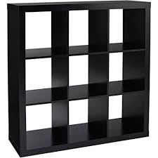 better homes and gardens bookcase amazon com better homes and gardens 9 cube organizer storage