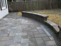 Concrete Patio Pavers Amazing Concrete Patio Pavers Backyard Remodel Ideas Attractive