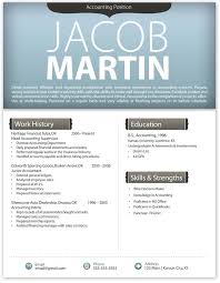 contemporary resume template free download exle of a modern resume exles of resumes