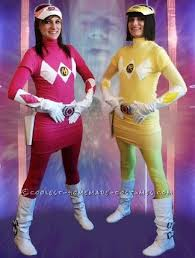 Power Ranger Halloween Costume 20 Déguisement Power Ranger Jaune Ideas