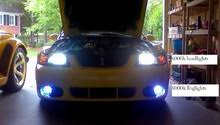 1994 mustang gt headlights ford mustang v6 and mustang gt 1994 to 2014 how to adjust