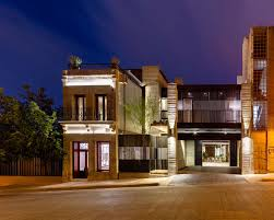 Contemporary Victorian Homes A Historic Building Is Restored And Given A Contemporary Addition